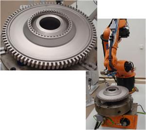 CFM56-2/3 HPT Disk